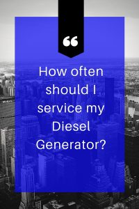 Tips on how servicing your generator-Powerstep