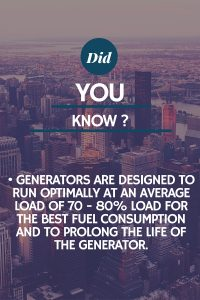 PowerStep Tips for Duesel Generator